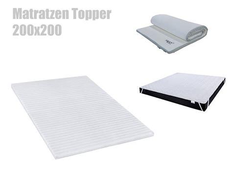 matratzen topper 200x200