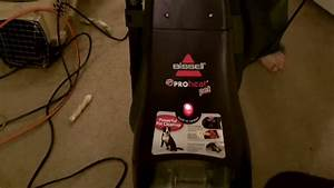 Bissel Pro Heat Pet 8910 Spot Test
