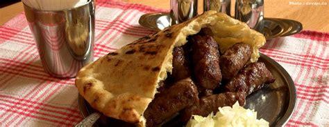 cuisine bosniaque cuisine serbe mariage d 39 influences slaves et orientales