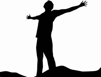 Clipart Worship Praise True Vector Worshipping Vectorified