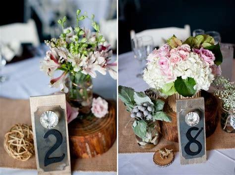 Unique And Creative Wedding Table Number Ideas Weddbook