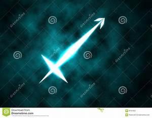 Sagittarius Zodiac Sign Stock Images - Image: 9191694