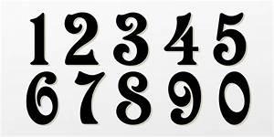 10 Number Script Fonts Images - Cursive Script Fonts ...
