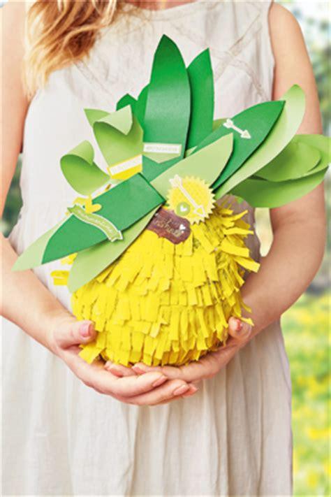 pinata selber machen ohne luftballon freches fr 252 chtchen pi 241 ata basteln familie de