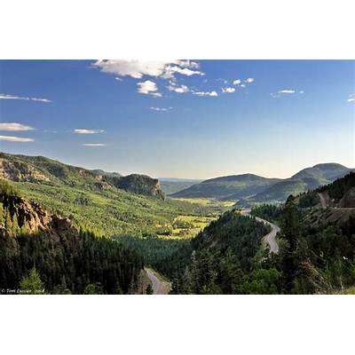 Panoramio - Photo of Wolf Creek Pass II