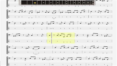 Dire Straits Sultans Of Swing Lesson by Sultans Of Swing Dire Straits Bass Guitar Tab Lesson