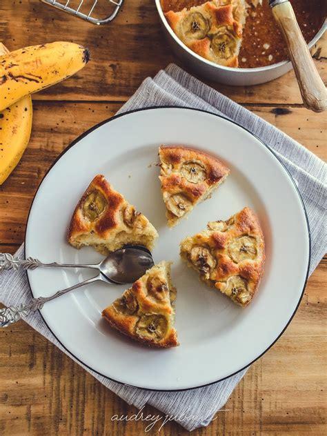 banana cake de cyril lignac petit bec gourmand