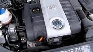 Vw Passat 2 0t Engine Start Up  Running  U0026 Sound