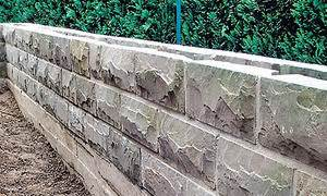 stützmauer bauen anleitung gartenmauer selbst de