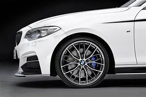 M Performance Parts Kit For Bmw 2 Series Coupe Unveiled