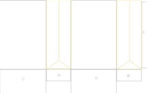 paperbag template 12 paper backpack template images paper purse template paper bag template vector and