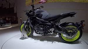Yamaha Mt09 2017 : yamaha mt 09 2017 youtube ~ Jslefanu.com Haus und Dekorationen