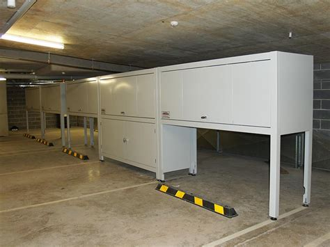 Basement Garage Storage Units  Space Commander