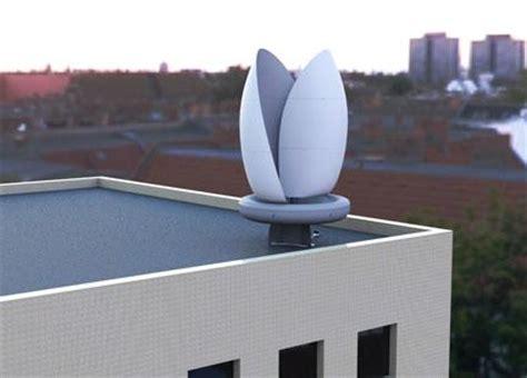 mini eolico da terrazzo energia eolica un tulipano sul tetto paperblog