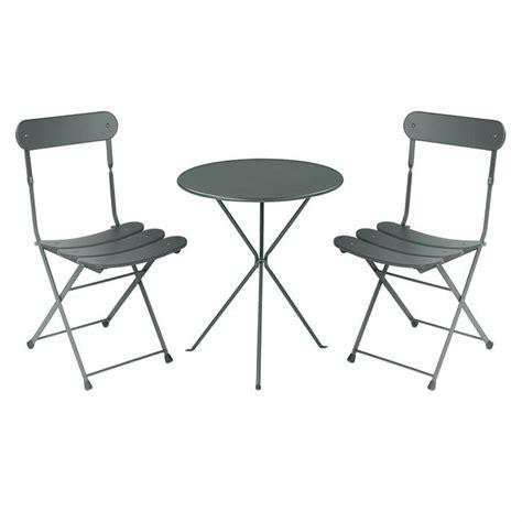 chaise pliante jardin pas cher table et 2 chaises de jardin pas cher l 39 univers du jardin