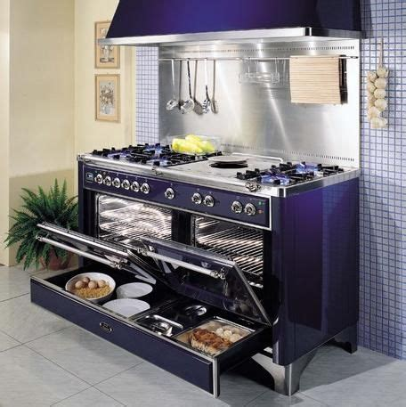 What An Oven! Majestic Range With Warming Drawers! #luxury