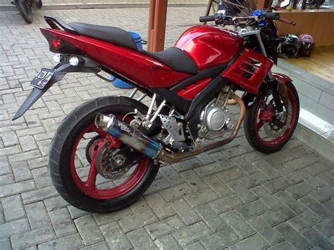Gambar Motor Modif by 15 Gambar Modif Motor Yamaha Terbaru Sport Modifikasi