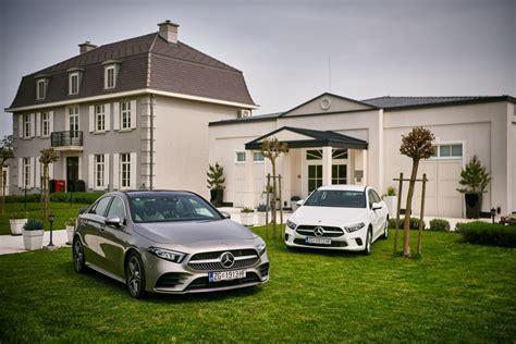 Mercedes-Benz A-klase Sedan i CLA Coupe / Novi automobili ...