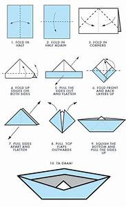 How To Make An Origami Boat  Step By Step Guide