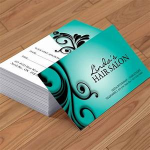 37 best hair salon business card templates images on for Hairdresser business card designs