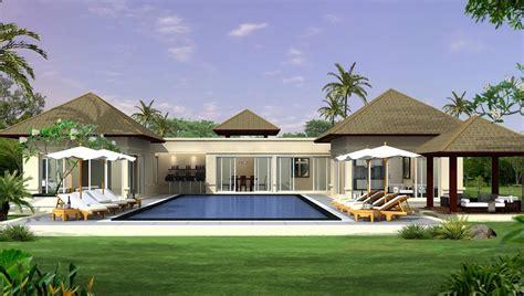 desain rumah minimalis  kolam renang desain