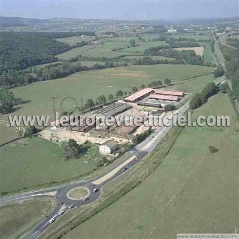 chambre d agriculture saone et loire photo aérienne de jalogny 71250 autre vue saône et