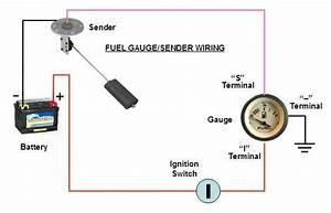 Marine Fuel Sending Unit Wiring Diagram