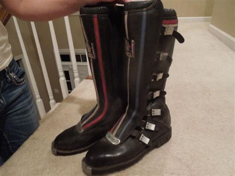 size 12 motocross boots find vintage 1973 sidi full bore mx boots size 12