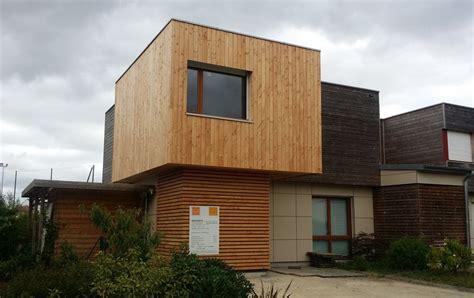 maison contemporaine ossature metallique mc