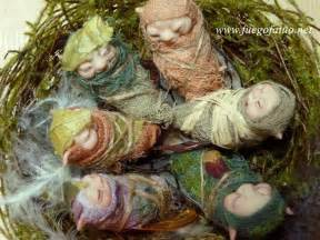 Polymer Clay Fairy Babies