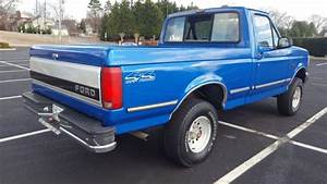 1993 Ford F150 - 4x4 - Swb - 5 Speed - Low Miles