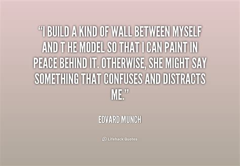 Build A Wall Around Your Heart Quotes