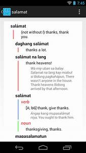 Cebuano-English Dictionary - Android Apps on Google Play