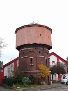 Dombasle Sur Meurthe : le ch teau d 39 eau en brique dombasle sur meurthe 54 54110 ~ Medecine-chirurgie-esthetiques.com Avis de Voitures