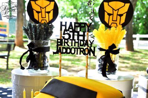transformers birthday party ideas photo    catch