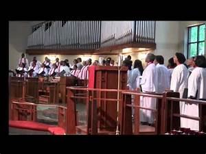 St. Paul's Homcoming 2012 - The Offertory Anthem - YouTube