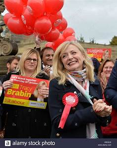 Tracy Brabin, newly elected MP for Batley and Spen, with ...