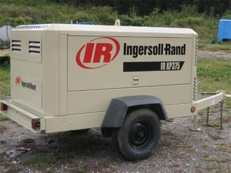my ingersoll rand portal catalog of compressor ingersoll rand xp375