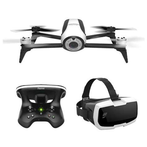 parrot bebop  quadcopter drone  skycontroller   cockpit fpv glasses toys zavvi