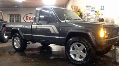 1988 jeep comanche sport truck 1988 jeep comanche pickup t300 kissimmee 2016
