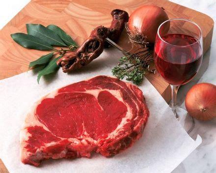 cuisiner entrecote entrecôte et côte de bœuf cuisine et achat la viande fr