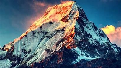 Everest Mount Nature Desktop Wallpapers Backgrounds Mobile