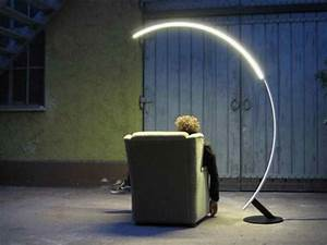 Furniture fashiondesigner floor lamps 12 inspirational for Designer led floor lamp