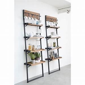 Wandregal Holz Metall : wandregal industrie regal industrie holz metall ~ Indierocktalk.com Haus und Dekorationen