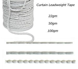 Drapery Chain Weights - curtain lining lead weight hem leadweight