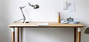 Wand Schreibtisch Ikea : ordnung in der arbeitsecke ~ Lizthompson.info Haus und Dekorationen