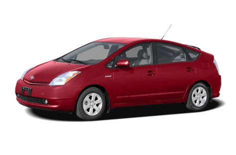 2006 Toyota Prius Expert Reviews, Specs And Photos