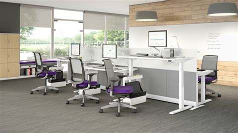 auto height adjustable desk migration steelcase