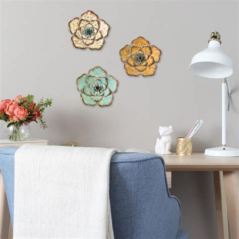 30 x 40 cm packing: 20 Best Collection of 3 Piece Magnolia Brown Panel Wall ...