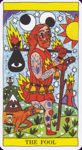 Tarot del Fuego - $11.95